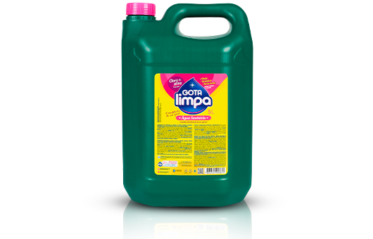 Água Sanitária Gota Limpa 5L