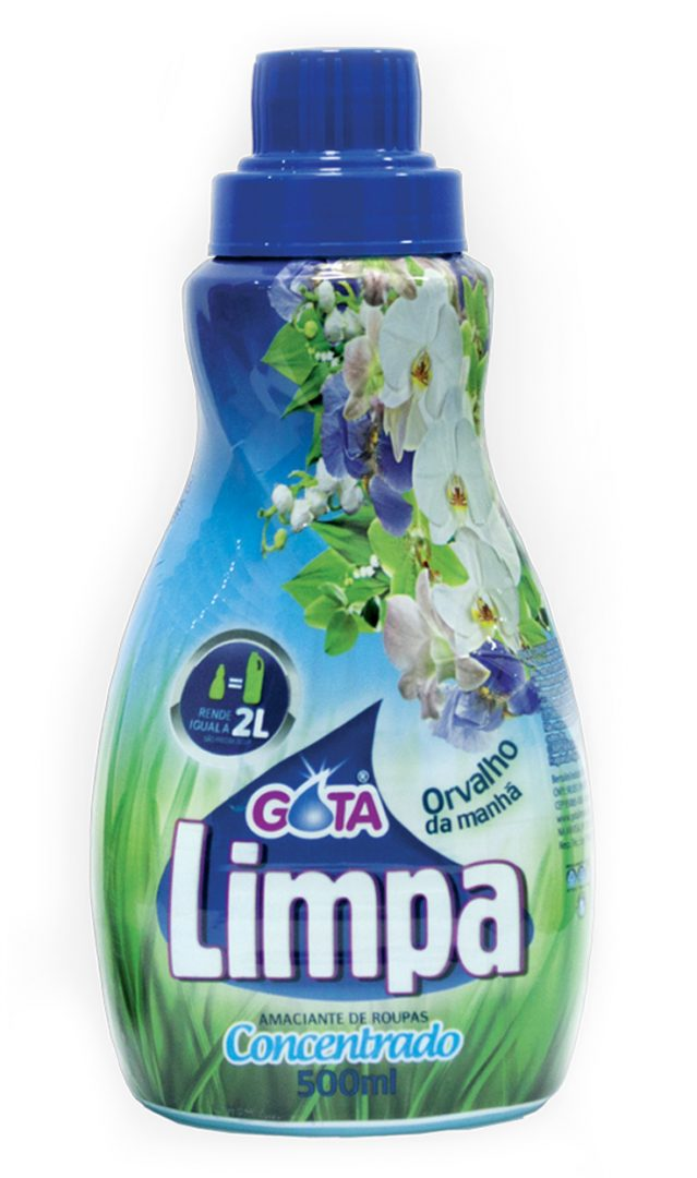 Gota Limpa Concentrated Fabric Softener Morning Dew