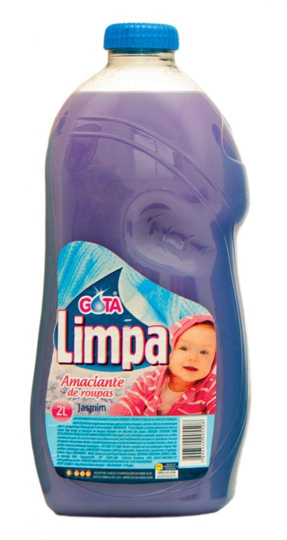 Amaciante Gota Limpa Jasmim 2L