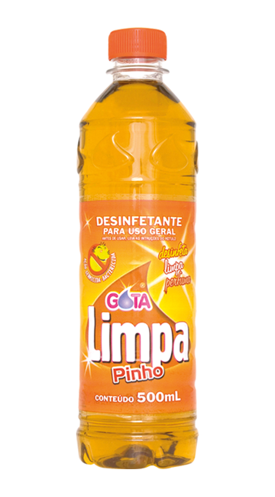 Desinfectante Gota Limpa Pino 500ml