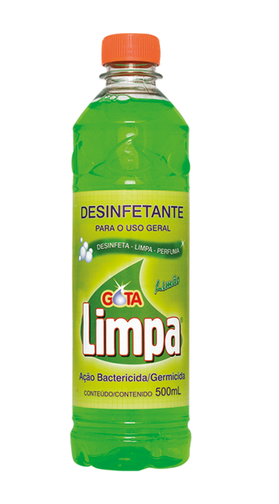 Desinfectante Gota Limpa Limón 500ml