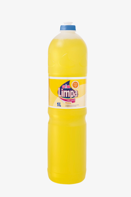 Gota Limpa Liquid Dishwashing Detergent Neutral 1L