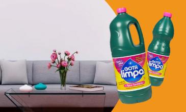 Álcool ou água sanitária: qual é o mais seguro na limpeza da casa?