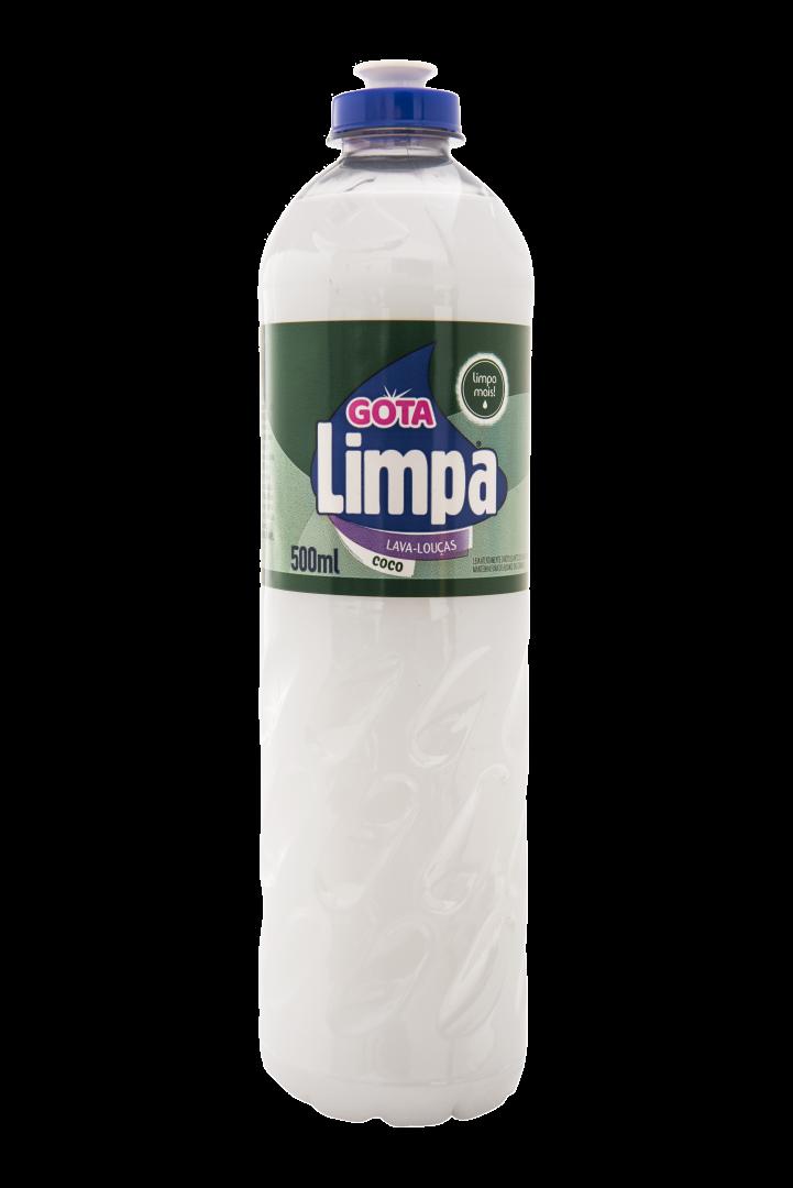 Detergente Lavavajillas Gota Limpa Coco