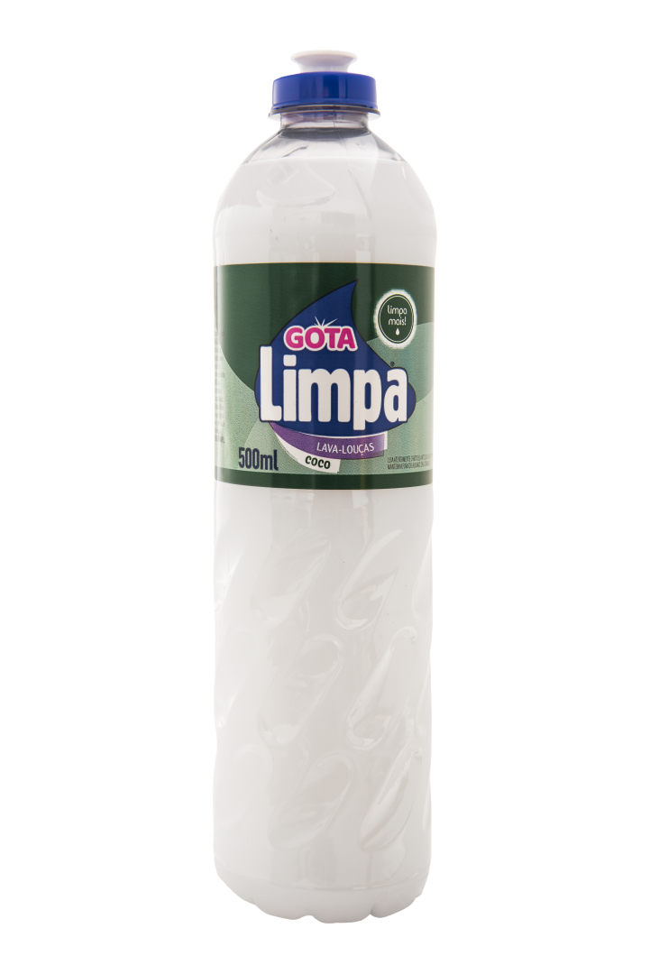 Gota Limpa Liquid Dishwashing Detergent Coconut