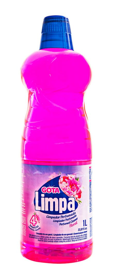 Gota Limpa Perfumed Cleaner Floral 1L