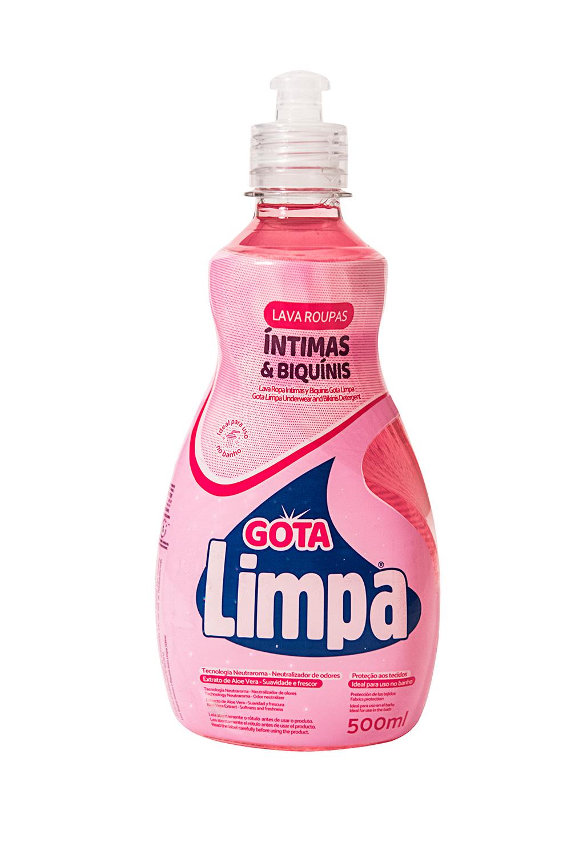 Gota Limpa Underwear and Bikini Laundry Detergent
