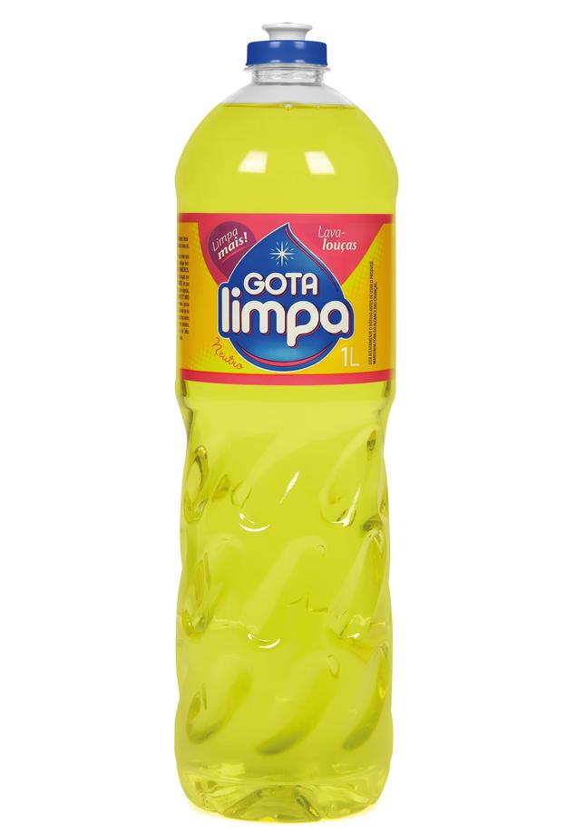 Lava Louças Gota Limpa Neutro 1L