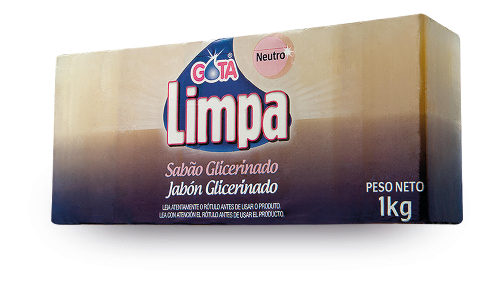 Gota Limpa neutral soap