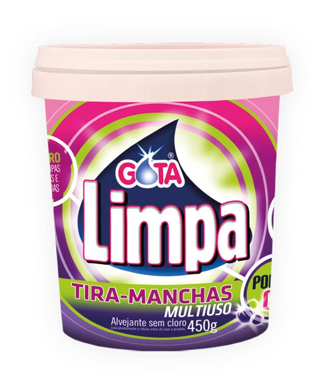 Tira-Manchas Multiuso Gota Limpa 450g