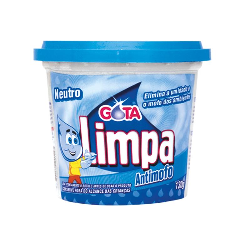 Antimofo Gota Limpa Neutro 130g