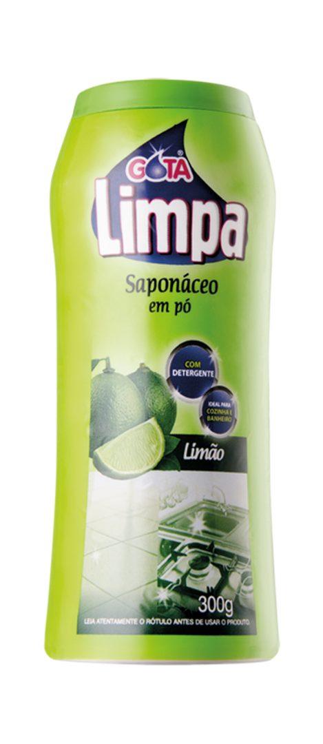 Limpiador en Polvo Gota Limpa Limón