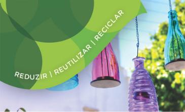 Dia Mundial do Planeta Terra, dia de reciclar suas ideias
