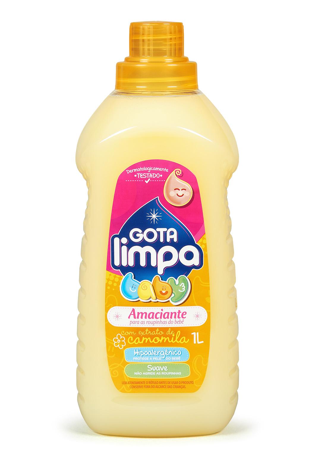 Amaciante Gota Limpa Baby Camomila 1L
