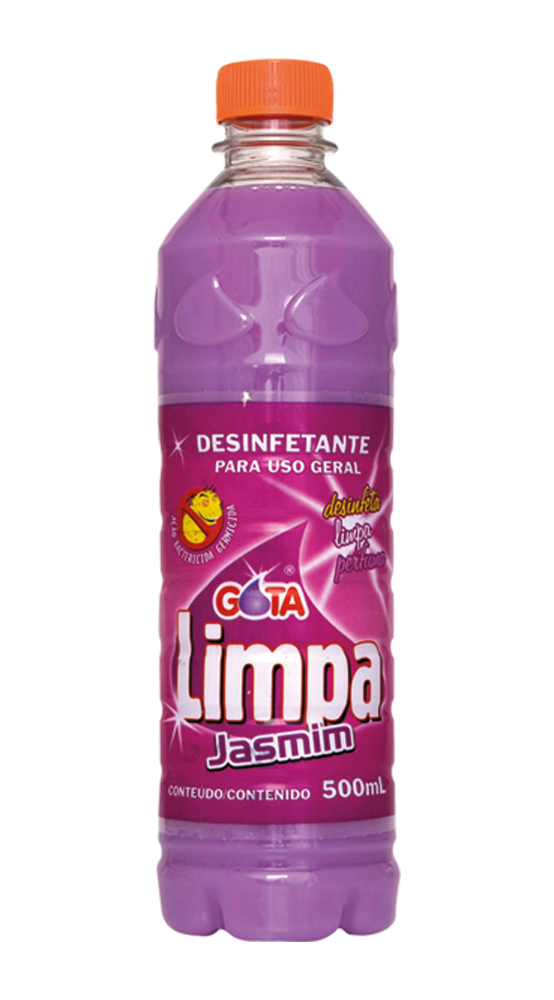 Desinfectante Gota Limpa Jazmín 500ml