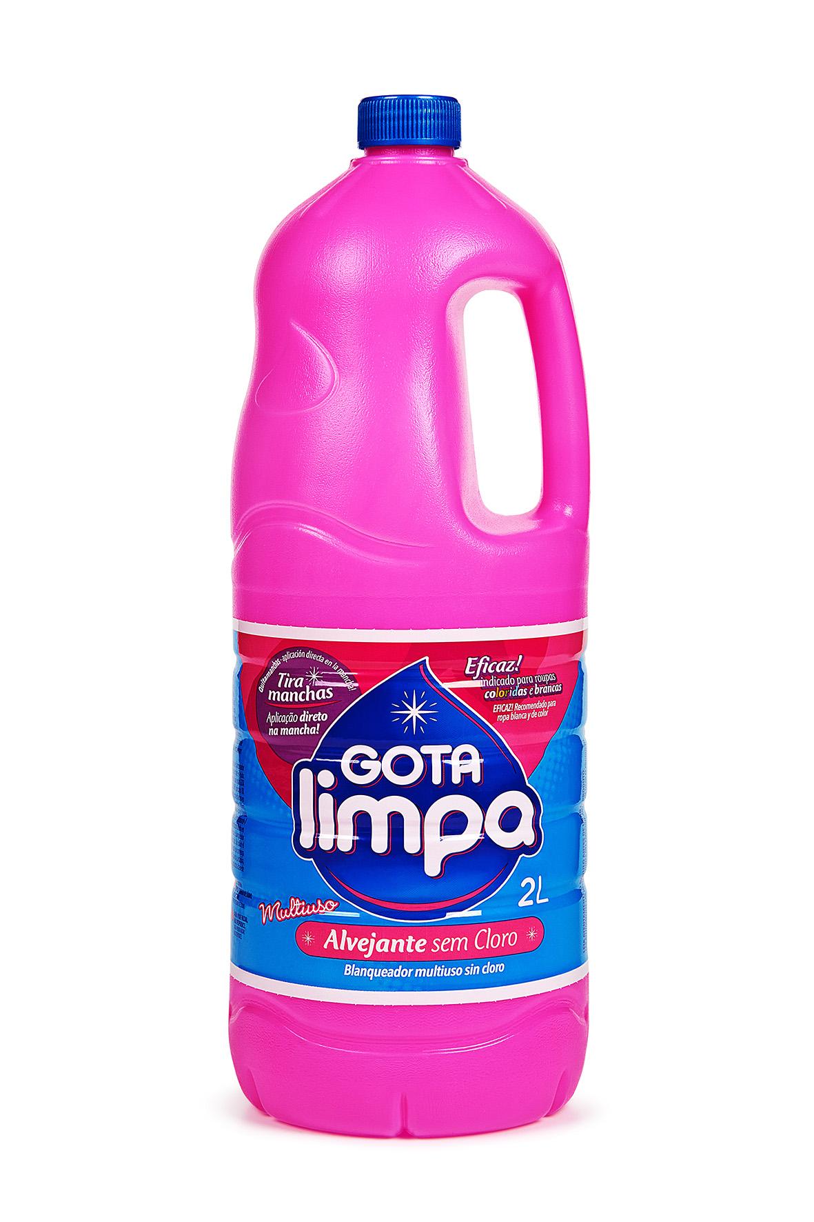 Gota Limpa Multipurpose Non-Chlorine Bleach 2L