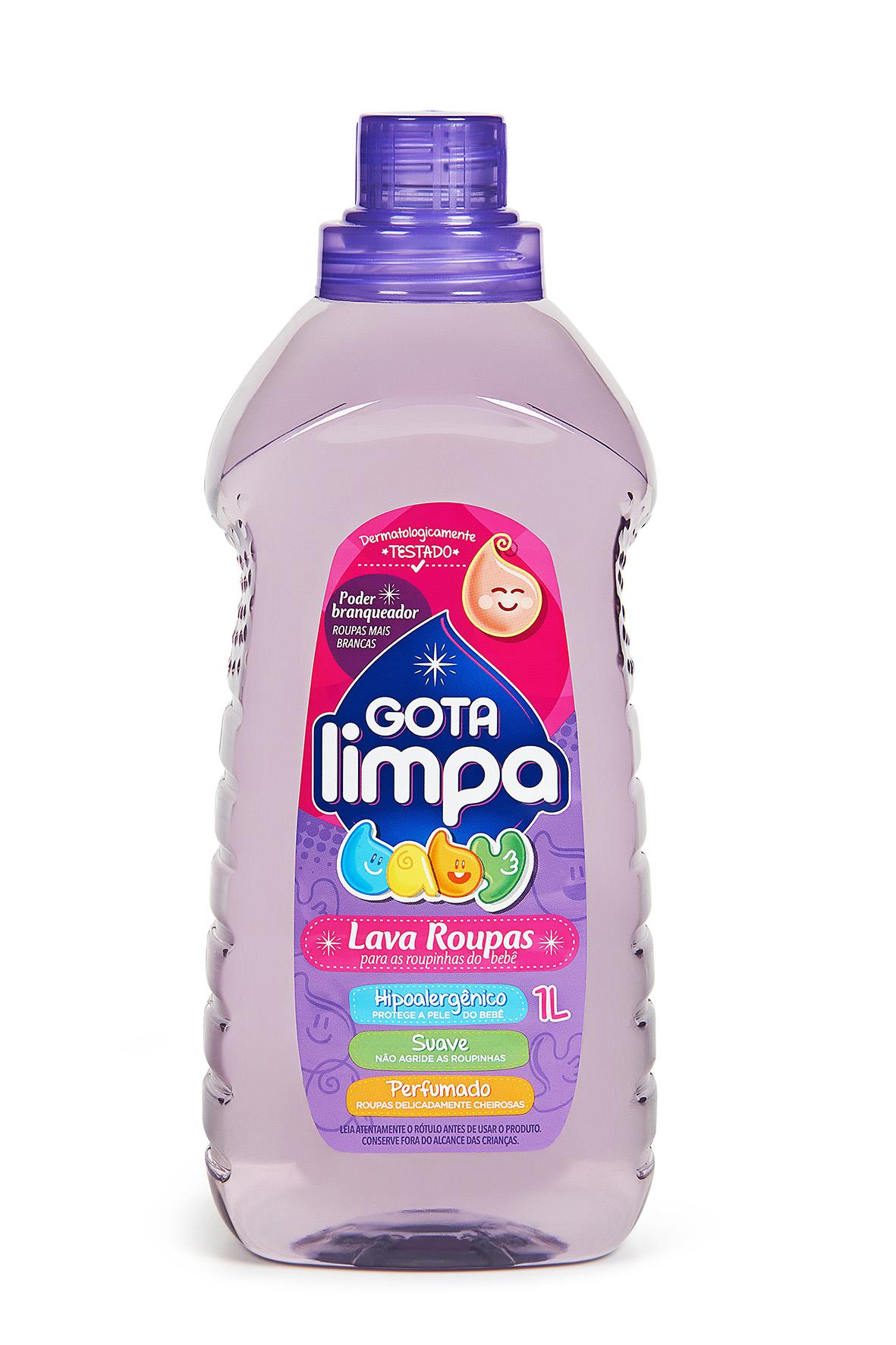 Gota Limpa Liquid Laundry Detergent Baby