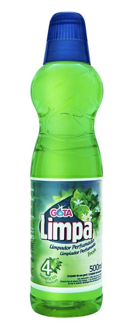 Limpador Perfumado Gota Limpa Fresh 500ml
