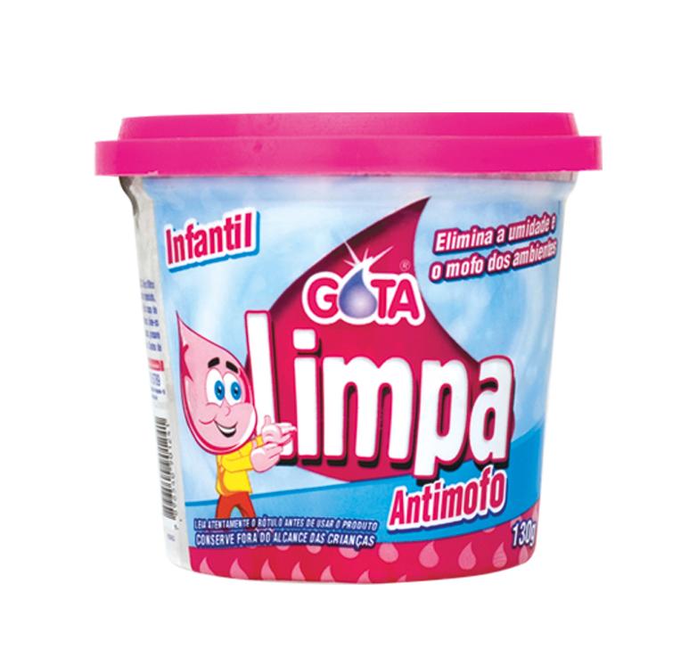 Antimofo Gota Limpa Infantil 130g