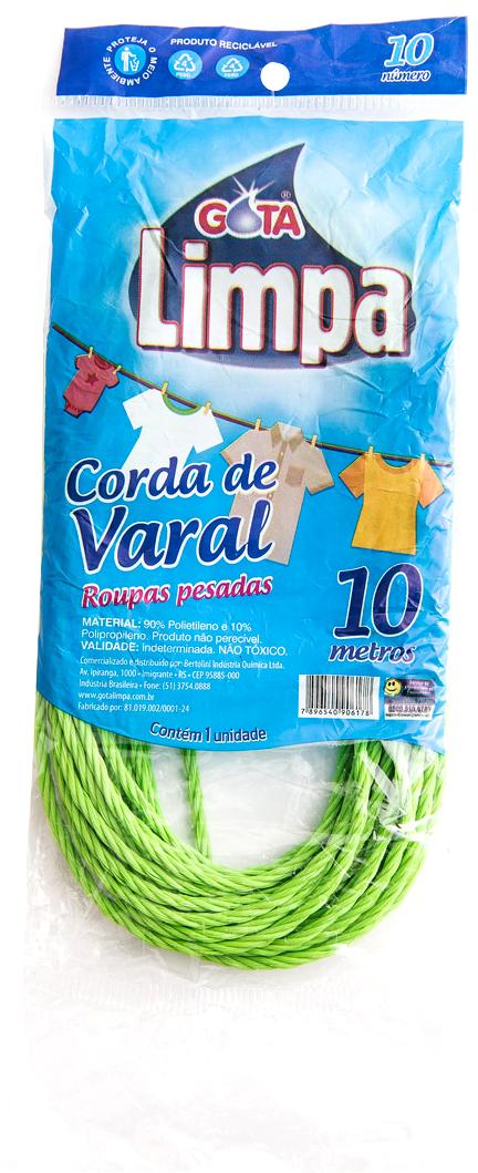 Gota Limpa Clothesline Rope 10m N10