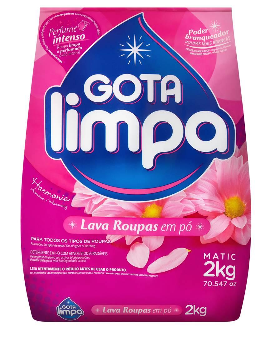 Gota Limpa Powder Laundry Detergent Harmony