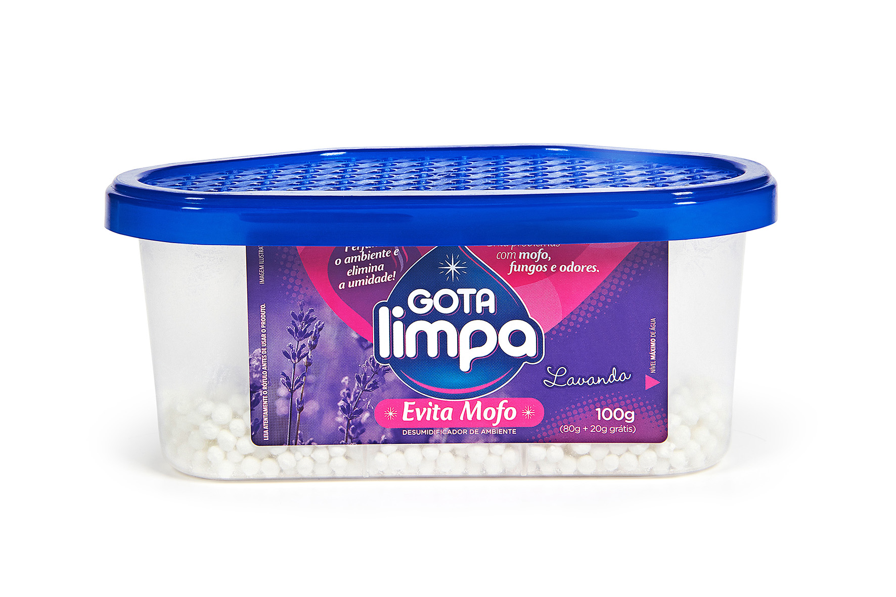 Gota Limpa Anti Mould Lavander 100g