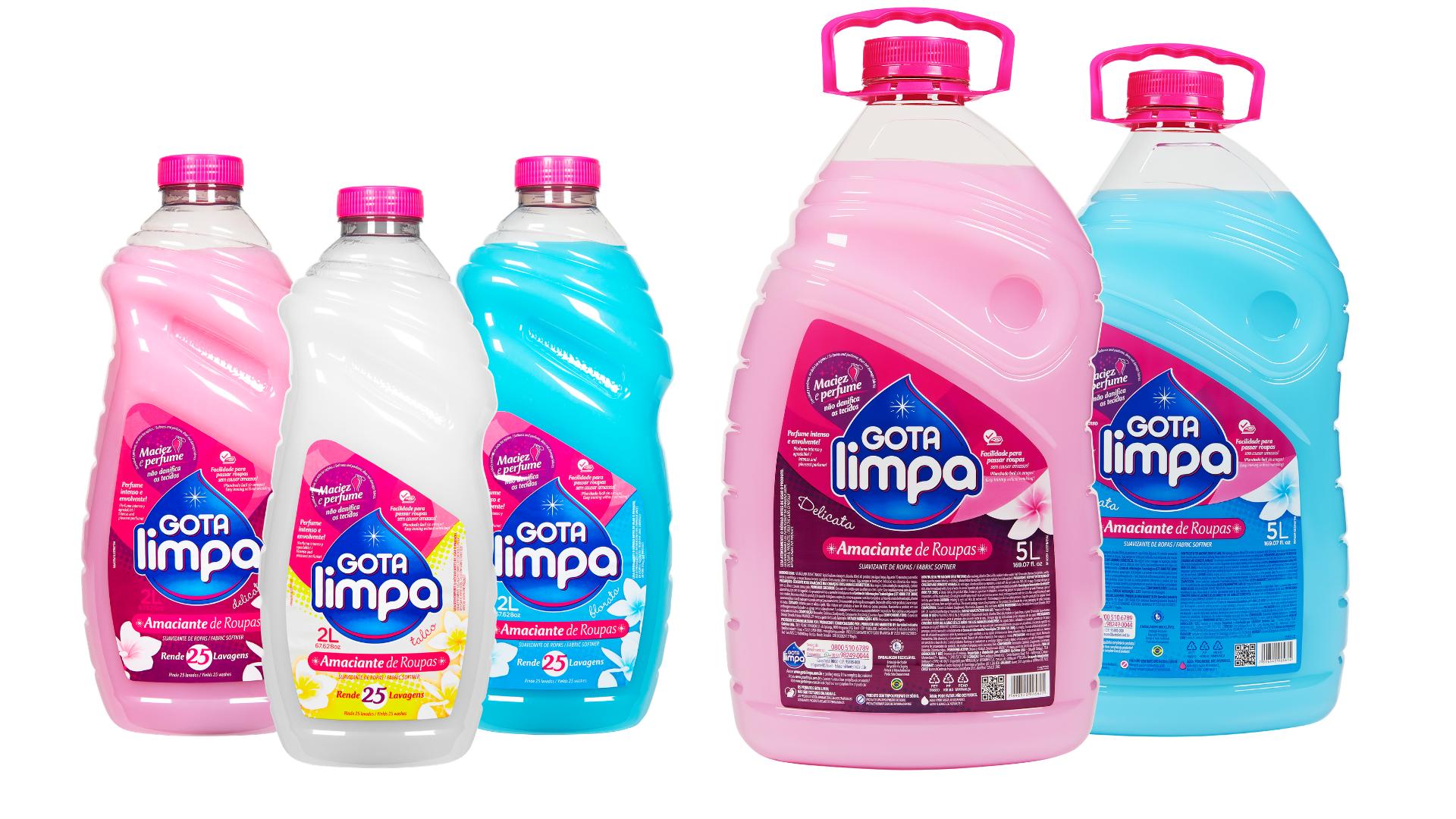 Gota Limpa Softeners
