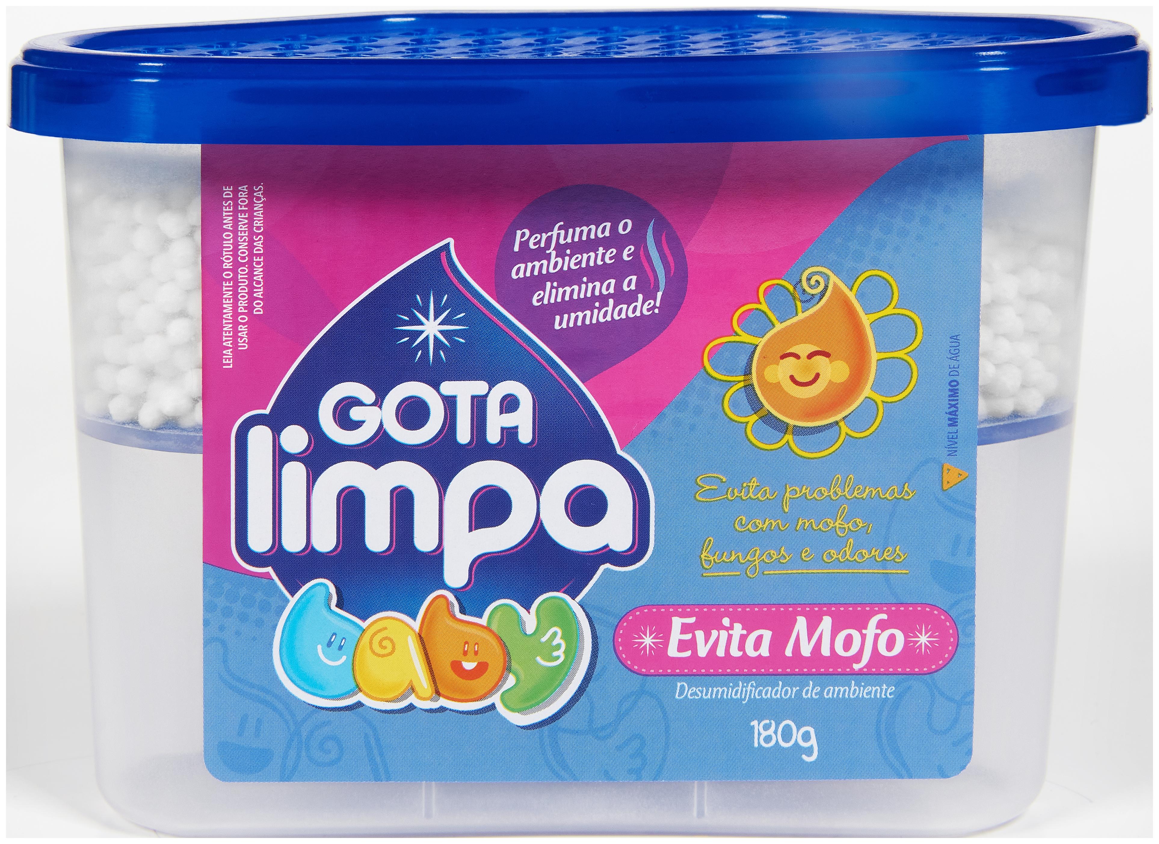 Evita Mofo Gota Limpa Baby 180g